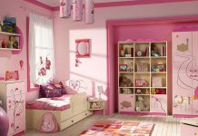 Attractive ideas for decorating a baby girl room